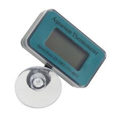 Digital Submersible Fish Tank Aquarium LCD Thermometer Temperature Meter BE