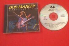 BOB MARLEY GREATEST HITS CITADEL 1012 CD