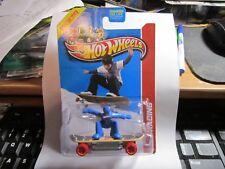 Hot Wheels 2013 Hw Racing #119 Blue Skate Punk