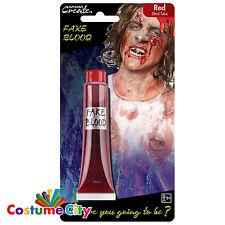 28ml Sangue Finto Vampiro Halloween Horror Costume Festa Costume Make-Up