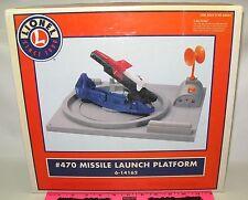 Lionel New 6-14162   #470 Missile Launch Platform