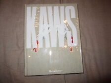 Rare KAWS Book by Rizzoli boba fett with original kaws signature