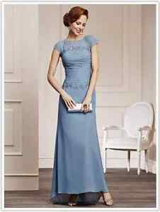 Alfred Angelo Midnight Blue Style 9009 Size 16 Mother Of The Bride Wedding NWT