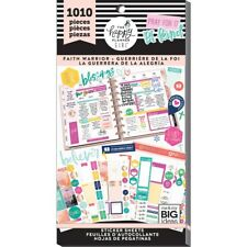 Me & My Big Ideas Create 365 The Happy Planner Faith Warrior 1010 Stickers