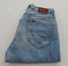 227afce9 Mens Lee Nash Relaxed Fit Straight Leg Jeans Waist 29 Leg 32 Button Fly  (M4746
