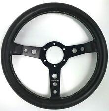Genuine Momo Prototipo 310mm steering wheel. rare vintage classic.  SUPERB!   7D