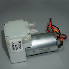 DC 12V Large Flow Mini Vacuum Pump Negative Pressure Suction Pump 9L/min 90kPa