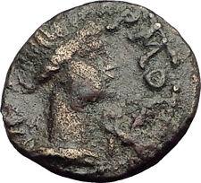 Hermocapelia in Lydia 117AD Emp HADRIAN Time Greek Coin ROMAN SENATE ROMA i62447