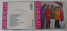LES MUSCLES (CD)  THE COLLECTION  AB DISQUES AB 02152