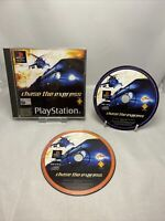 Chase The Express (Sony PlayStation 1, 2000) European Version Ps1 Game Free P&p
