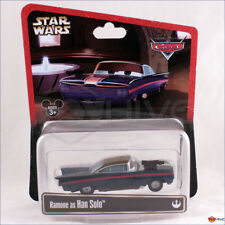 Disney Pixar Cars Ramone as Han Solo Star Wars theme park exclusive Weekend 2014