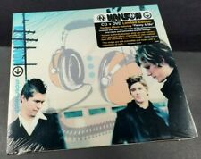 Hanson - Underneath - 2004 - Cd + Dvd - U.S. Limited Edition - Rock Pop - New!