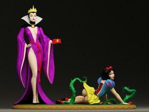 Snow White NSFW by 3DExclusivePrints 1:10 Scale