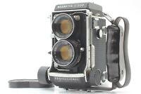 *Optics MINT* MAMIYA C220 Pro TLR Film Camera w/Sekor 80mm f/2.8 Hand Grip JAPAN