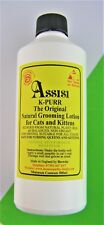 Cat Flea Tick Grooming Lotion  Cats Kittens  Safe  Effective 500ml  Assisi