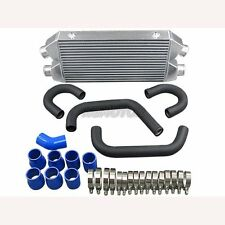 FMIC Intercooler kit Bolt on For 90-96 300zx Z32 Twin Turbo, Black Pipes