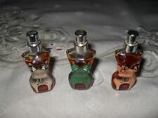 GAULTIER Parfum Miniaturen Set  Parfum Miniaturen Sammlung