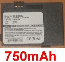 Batería 750mAh tipo V30145-K1310-X189 V30145-K1310-X191 Para Siemens C45i