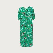L.K.Bennett Estella Wildflower Print Silk Midi Dress