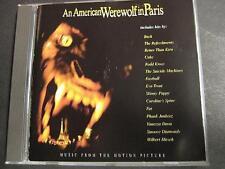 A american werewolf in Paris-COLONNA SONORA-CD-Bush CAKE Skinny Puppy fastbal