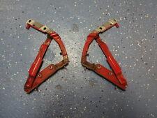 Hatch Trunk Hinges 98-05 VW New Beetle Mk4 Red - Genuine OE
