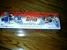 2012 Topps HTA Baseball Factory sealed  set