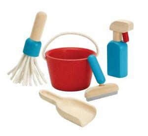 Plan Toys - Cleaning Set PT3498