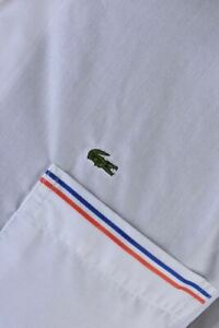 Lacoste Live Long Sleeve Shirt Size L