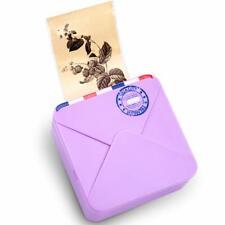 Phomemo M02S Mini Thermal Printer Portable Photo Bluetooth Receipt 300DPI DIY