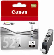 Canon Tintenpatrone CLI-521BK Schwarz (Reichweite: ca. 350 Seiten) NEU OVP