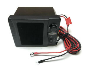 12V Volt Electric HEATER & Base for Tractor Trailer Semi Semi-Truck Truck Bus