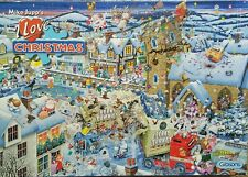 GIBSON, I LOVE 1000 pce complete puzzle - CHRISTMAS