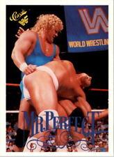 1990 Classic WWF #74 Mr. Perfect