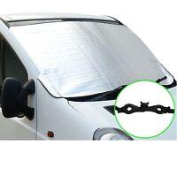 Thermo Auto Scheibenabdeckung XXL groß Scheibenschutz Eis Frostschutz Abdeckung