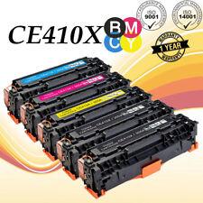 5P For HP LaserJet Pro 400 M451dn M451dw M476dw MFP Color Toner CE410X 305X ink