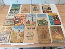 14 Vintage Ladybird Books Various Series