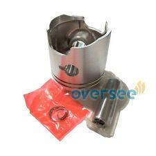 Piston Set+025 12100-93120-025 For Suzuki Outboard Engine 9.9HP 15HP DT9.9 DT15