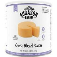NEW Augason Farms Cheese Blend Powder Long Term Food Storage