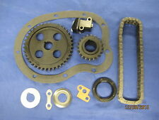 MG MGB  DUPLEX TIMING CHAIN CRANK AND CAMSHAFT SPROCKET KIT TENSIONER  EB149 ***