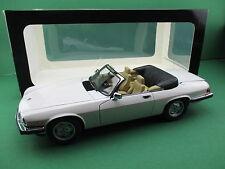 Jaguar XJS Cabriolet * in weiss * AUTOart *  Maßstab 1:18 * OVP * NEU