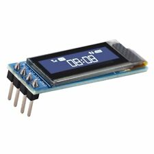 "Screen Oled I2C 0.91 "" 128x32 SSD1306 Module Display White"