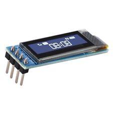 "Ecran OLED I2C 0.91"" 128x32 SSD1306 module affichage BLEU screen Arduino - E658"