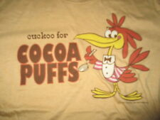 """General Mills Cereal """"Cuckoo for COCOA PUFFS"""" (MED) T-Shirt"""