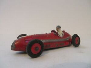 Dinky Toys Maserati 231 Red No.9 Diecast England Vintage