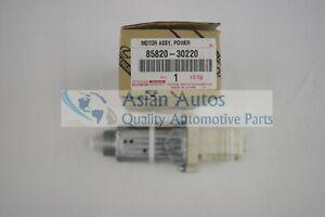 Genuine Toyota Land Cruiser 93-97 Power Seat Track Motor 8582030220 OEM