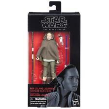 Star Wars The Black Series Rey Island Journey 6-Inch Figure - New in stock