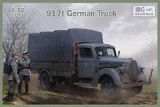 DEUTSCHE FORD 917t LKW( WEHRMACHT MARKIERUNG) #61 1/72 IBG NEUHEIT