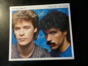 CD ALBUM - DARYL HALL / JOHN OATES - THE VERY BEST OF - NEW AND SEALED