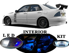 LED for Lexus IS 300 Blue LED Interior Package Upgrade (7 pieces)