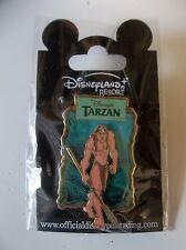 Disney Land Paris Pin Tarzan